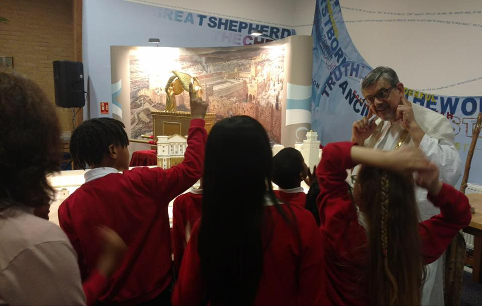 Bible Comes to Life at Fleckney Baptist Church, Leicester
