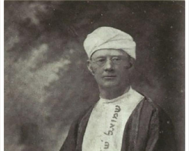 Photo of Samuel Schor