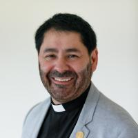 Photo of Rev Canon Phil Harris